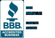 A+ Better Business Bureau